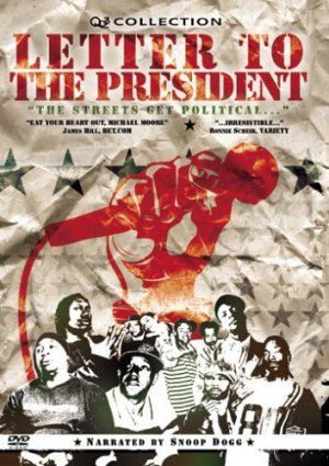 Letter to the President: The Streets Get Political DVD | Peace