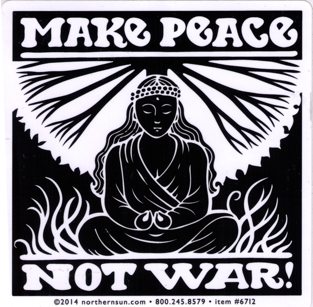 Make magic not war