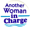 MG0418 - Another Woman In Charge - Magnet