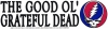 "The Good Ol' Grateful Dead - Bumper Sticker / Decal (11.25"" X 3"")"