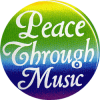 MG048 - Peace Through Music - Magnet