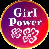 MG1028 - Girl Power - Magnet