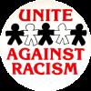MG177 - Unite Against Racism - Magnet