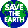 MG302 - Save the Earth - Magnet