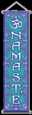 Namaste - Small Affirmation Banner