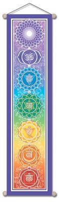 Chakra - Small Affirmation Banner