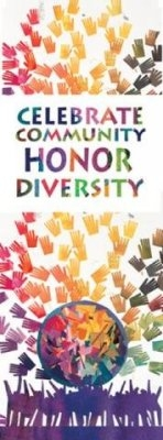 Celebrate Community, Honor Diversity - Bookmark