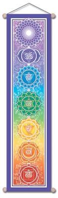 Chakra - Large Affirmation Banner