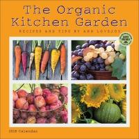 Organic Kitchen Garden - 2018 Wall Calendar