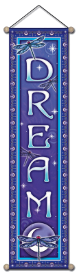 Dream - Large Affirmation Banner