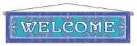 Welcome - Entry Blessing Banner