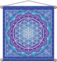 Flower of Life - Meditation Banner