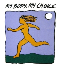 My Body, My Choice - T-Shirt