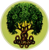 Celtic Tree - Bumper Sticker / Decal