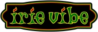 "Irie Vibe - Bumper Sticker / Decal (10"" X 3.5"")"