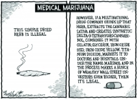 Medical Marijuana Now - Postcard