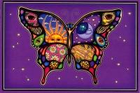 Butterfly - Postcard