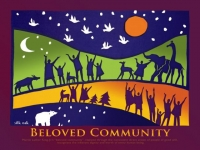 Beloved Community - Postcard