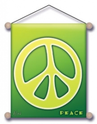 Green Peace - Accent Banner