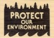 Protect Our Environment - Rubber Stamps