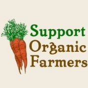 Support Organic Farmers (On Natural) - T-Shirt