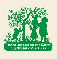 Teach Respect For The Earth And All Living Creatures (On Natural) - T-Shirt
