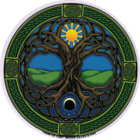 Tree of Life - Window Decal