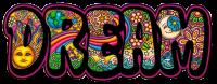 WA339 - Dream - Window Sticker