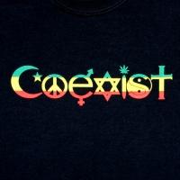Rasta Coexist