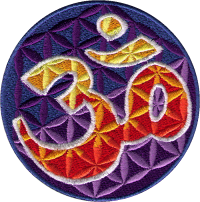 PS61 - Om Symbol - Patch